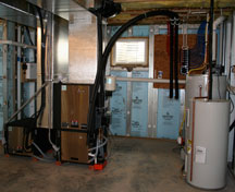 Geothermal Heating & Cooling System